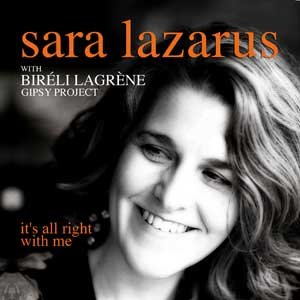 Image for 'Sara Lazarus & Bireli Lagrene'