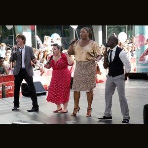 Immagine per 'Queen Latifah, Nikki Blonsky, Zac Efron and Elijah Kelley'