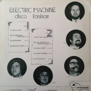 Image for 'Electric Machine'