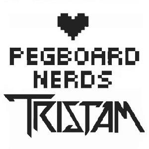 Image for 'Pegboard Nerds & Tristam'