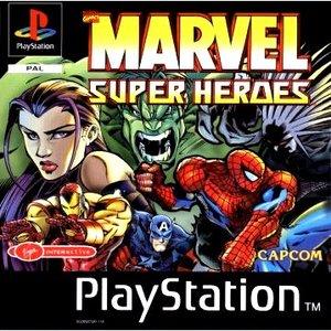Image for 'Marvel Super Heroes'