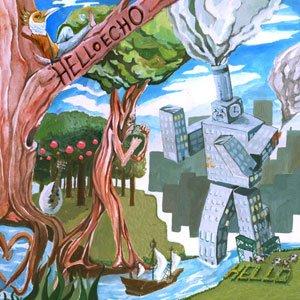 Image for 'Hello Echo'