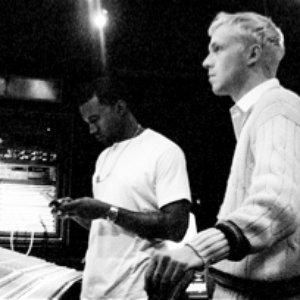 Image for 'Kanye West Feat. Mr. Hudson'