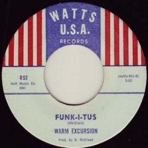 Image for 'Warm Excursion'