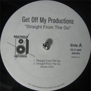 Image for 'Get Off My Productions'
