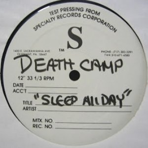 Image for 'Death Camp'