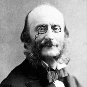 Bild für 'Jacques Offenbach'