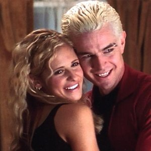 Image for 'James Marsters/Sarah Michelle Gellar'