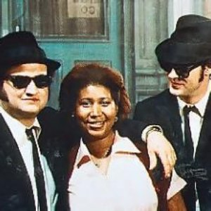 Image for 'Aretha Franklin and the Blues Brothers Band'