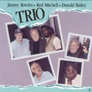 Image for 'Jimmy Rowles Trio'