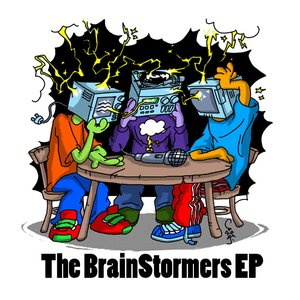 Image for 'The Brainstormers'