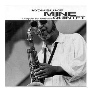 Image for 'Kohsuke Mine Quintet'