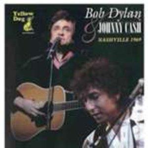 Image for 'Bob Dylan; Johnny Cash'