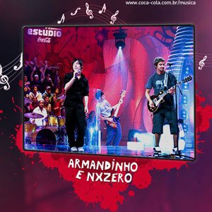 Bild für 'Armandinho e NX Zero'