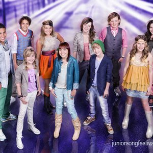 Image for 'Finalisten Junior Songfestival 2011'