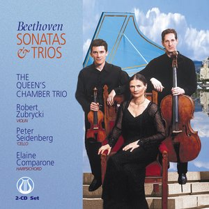 Image for 'Queen's Chamber Trio, Peter Seidenberg, Elaine Comparone'