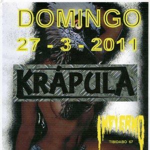 Image for 'Krápula'