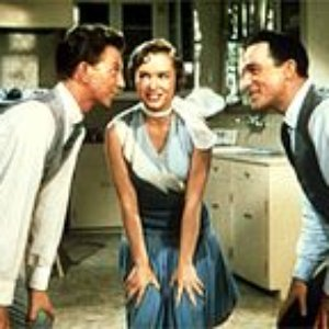 Image for 'Gene Kelly, Donald O'Connor, and Debbie Reynolds'