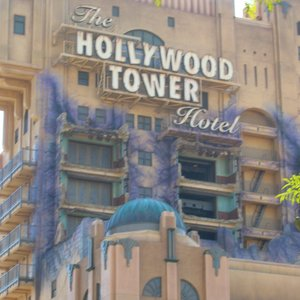 Image pour 'The Twilight Zone Tower Of Terror'