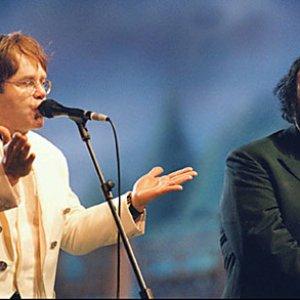 Image for 'Luciano Pavarotti & Elton John'