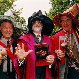 Bild für 'Terry Pratchett, Ian Stewart, Jack Cohen'