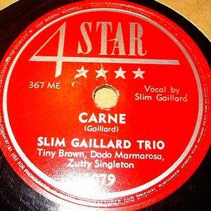 Image for 'Slim Gaillard Trio'