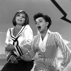 Bild für 'Barbra Streisand & Judy Garland'