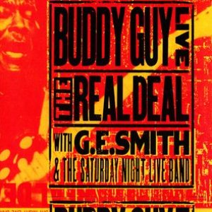 Image pour 'Buddy Guy With G.E. Smith & The Saturday Night Live Band'