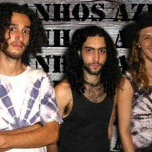 Image for 'Stranhos Azuis'