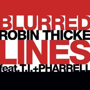 Immagine per 'Robin Thicke Feat. T.I. & Pharrell Williams'