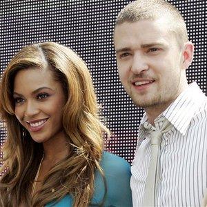 Image for 'Justin Timberlake & Beyoncé'