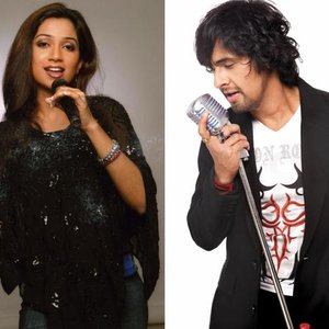 Image for 'Sonu Nigam & Shreya Ghoshal'