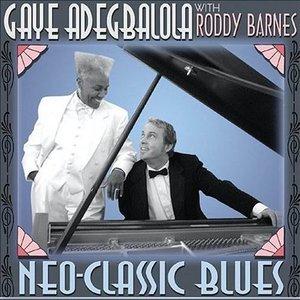 Image for 'Gaye Adegbalola with Roddy Barnes'