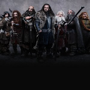 Image for 'Richard Armitage and The Dwarf Cast'
