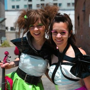 Image for 'Megan Nicole & Lindsey Stirling'