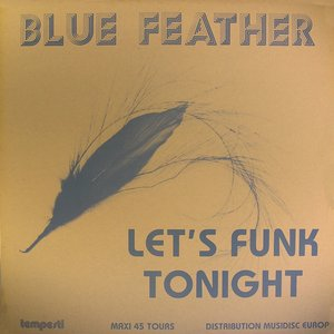 Immagine per 'Blue Feather'
