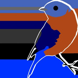 Image for 'Bluebird Handwriting'