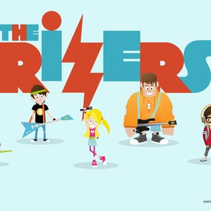Image for 'THE RIZERS'