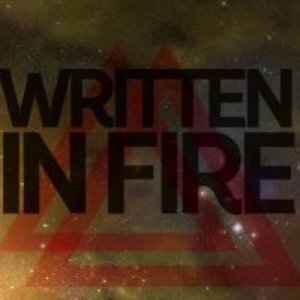 Image for 'Written in Fire'
