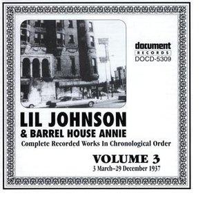 Image for 'Barrelhouse Annie'