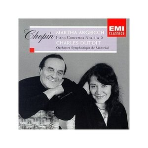Image for 'Martha Argerich; Charles Dutoit: Montreal Symphony Orchestra'