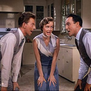 Image for 'Gene Kelly, Donald O'Connor and Debbie Reynolds'