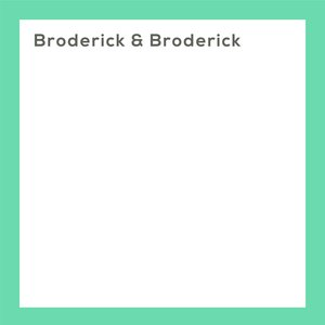 Image for 'Broderick & Broderick'
