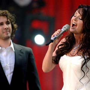 Image for 'Josh Groban & Sarah Brightman'