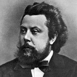 Image for 'Modest Petrovich Mussorgsky'