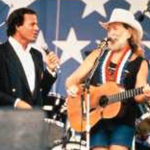 Image for 'Willie Nelson & Julio Iglesias'