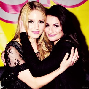 Image for 'Lea Michele & Dianna Agron'