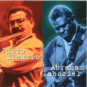 Image for 'Justo Almario & Abraham Laboriel'