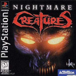 Image for 'Nightmare creatures OST'