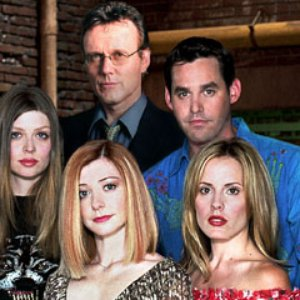 Image for 'Alyson Hannigan; Amber Benson; Anthony Head; Emma Caulfield; Nicholas Brendon'